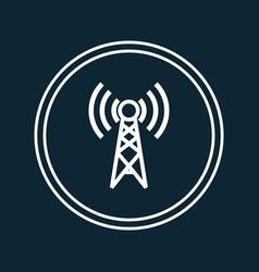 Antenna digital communication vector