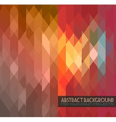 Disco club flyer template abstract background vector
