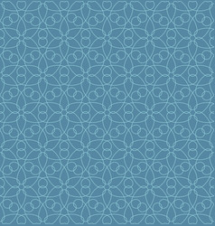 Neutral seamless linear geometric pattern vector