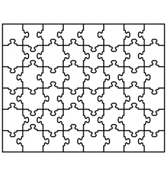 Puzzle 6 vector