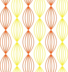 seamless pattern Abstract stylish background with vector image vector image
