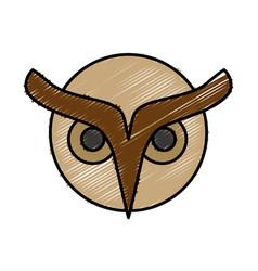 owl icon image vector image