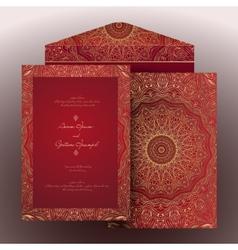 Invitation arabic-2 vector