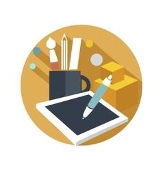 icon graphic design vector image vector image