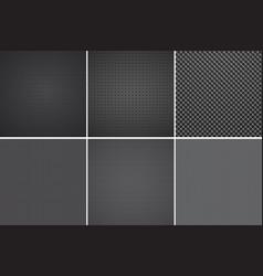 Dark textures - collection vector