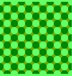 Polka dot geometric seamless pattern 1301 vector