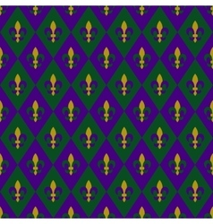 Mardy gras background vector