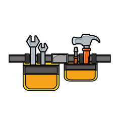 repair tools design vector image