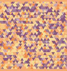 abstract background with colorful geometry vector image