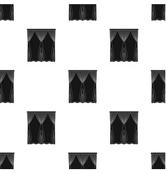 Cornice single icon in black stylecornice vector