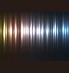 metallic abstract bar line background vector image