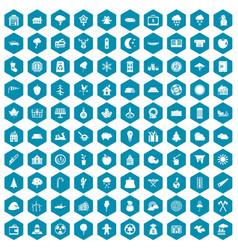 100 lumberjack icons sapphirine violet vector