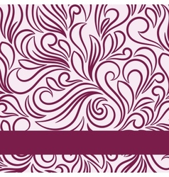 Ornate background vector
