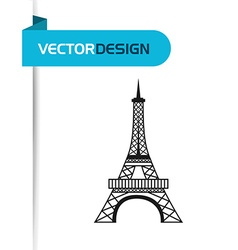 European monument design vector