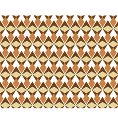 Abstract geometric shape pattern ornament vector