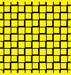 Square line geometric seamless pattern 1401 vector