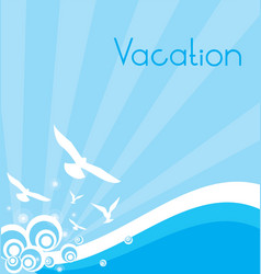Your vacation vector