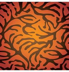 Carpet pattern vector image