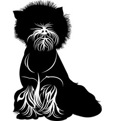 dogs west terrier vector image vector image