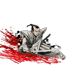 Samurai samurai 01 vector