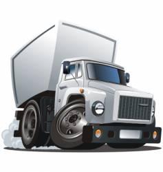 Cartoon truck vector