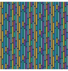 Color stripes background abstract geometric vector