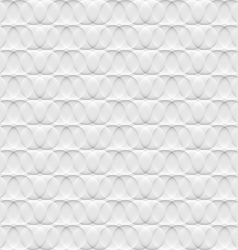 Abstract optical white background seamless pattern vector
