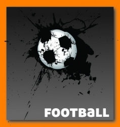 Football soccer vector