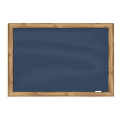Grey chalkboard vector