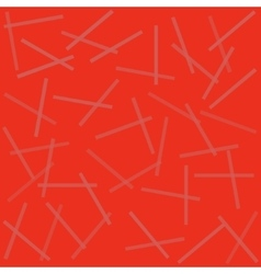 Red texture with effect of reflecting strips vector