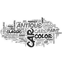 Antique carpet text word cloud concept vector