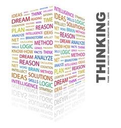 Thinking vector