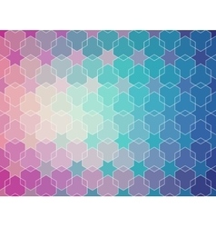 Blue violet gradient pattern background vector