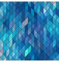 Geometric elegant blue geometry sapphire diamond vector