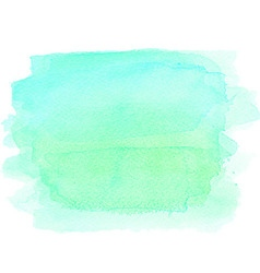 Abstract watercolor hand paint texture vector