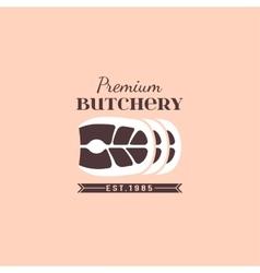 Butcher shop logo 04 a vector
