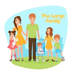 Large family vector