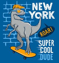skateboard 004 vector image