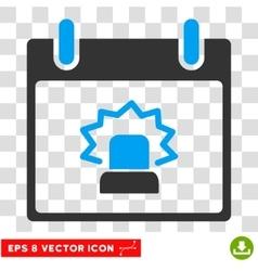 Alert calendar day eps icon vector
