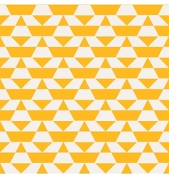 Yellow color blocked pattern vector