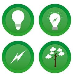Clean energy vector