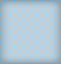 Mosaic background blue vector image