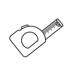 Ruler measurement construction tool vector