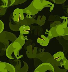 Dinosaur 3d background tyrannosaurus seamless vector