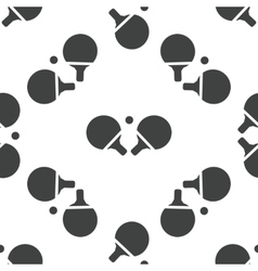 Table tennis pattern vector