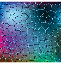 shiny abstract color water pattern vector image vector image