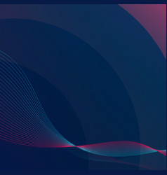 Dark background with purple and dark blue vector
