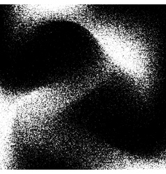Black abstract grain texture vector