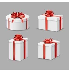 Present box set vector