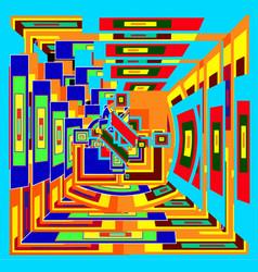 Dimension vector